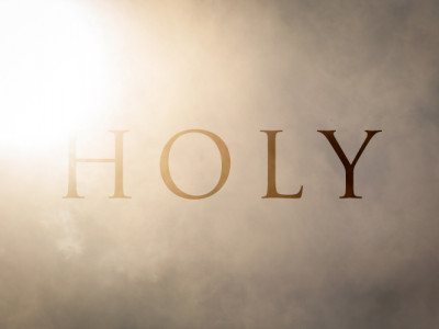 God is Holy, So be holy